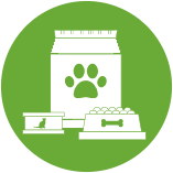 MSI Express pet food icon